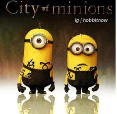 City of Bones : The Mortal Instruments mixed with Despicable Me 2       I am in love with this!!!!!!!!