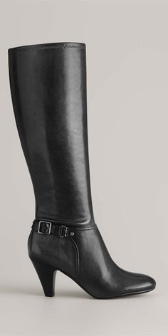 boots that would look good under slacks or with a dress/skirt, needs to be  comfortable tho. Find Women's Naturalizer ...