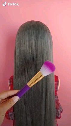 Click visit button to watch more videos - Hair sytles - Frisuren Diy Hairstyles, Wedding Hairstyles, Latina Hairstyles, Bohemian Hairstyles, Simple Hairstyles, Braided Hairstyles Tutorials, Creative Hairstyles, Summer Hairstyles, Pretty Hairstyles