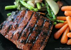 BEST Steak Marinade!