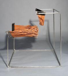 Paweł Grunert #chair #assises #chairdesign #chairideas