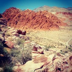 Calico Hills by WendysHat, via Flickr