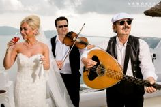 Traditional Greek Musicians at your weddings in Kefalonia