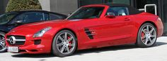 https://flic.kr/p/Qj7Rkw | Mercedes - Benz SLS AMG Roadster (R197)