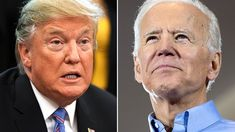 President Trump on Monday accused former Vice President Joe Biden of lying about his lack of a 2020 endorsement from former President Obama in an exclusive on-camera interview with Hill. Vice President, Former President, Joe And Obama, Emerson College, Poll Results, Trump Wins, Presidential Candidates, Joe Biden