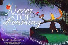 Help Encourage Dreams with Sleeping Beauty [ + Giveaway]  #SleepingBeautyPromo #ad