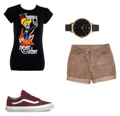 """""""On the Spot Mother's Day Special Miles Inspired"""" by cece-volcanoes on Polyvore featuring BLANKNYC, Vans and Olivia Burton"""
