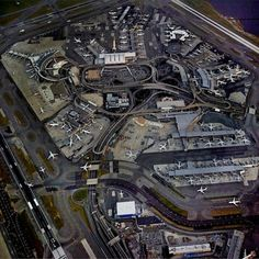 John F. Kennedy International Airport in the borough of Queens in New York City is owned by the City of New York and leased to the Port Authority of New York and New Jersey. It is about 12 miles southeast of Lower Manhattan.