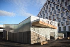lillestrøm bicycle hotel various architects norway designboom
