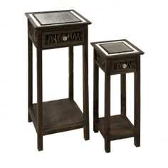 Saeran Accent Tables - Set of 2