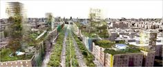 Grand Visions for a Faded Bronx Boulevard – Architecture Lab