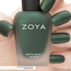 Zoya MatteVelvet in Veruschuka - go to zoya.com there is a promotion going now 2014
