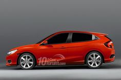 2016 Honda Civic Sedan Coupe Hatchback Renders Leaked 10th Gen Forum