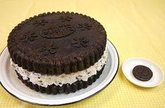 Dieser riesige Oreo-Keks-Kuchen wird Dich nie im Stich lassen