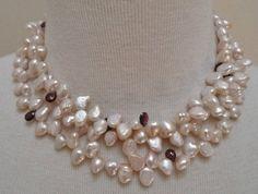 garnet and pearl