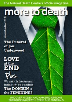 Natural Death Centre .org - How can I arrange a good funeral?