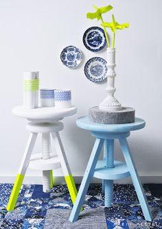 neon & pastels