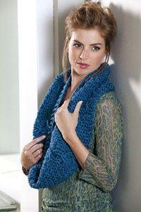 Infinity Crochet Scarf Pattern
