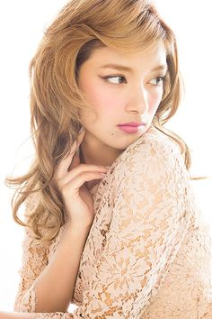 Pretty Asian Girl, Asian Angels, Japan Model, Woman Face, Asian Beauty, Amazing Women, Fashion Models, Hairstyle, Actresses