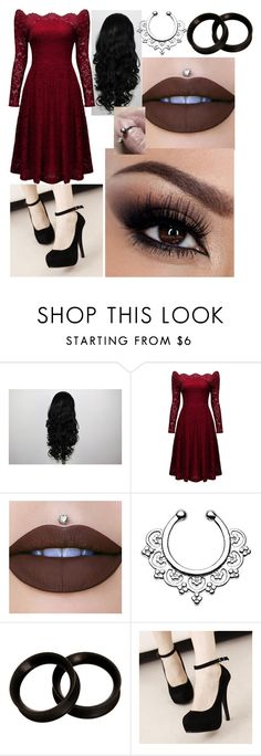 """""""Untitled #1004"""" by creepypasta-music-anime-love ❤ liked on Polyvore"""