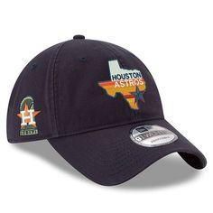 9d0cf5af2e7 New Era Houston Astros Navy 2017 World Series Champions State 9TWENTY  Adjustable Hat Houston Astros Shirts