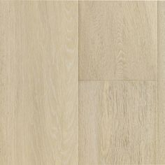 This wide plank white toned engineered hardwood would look great in a large open floor plan.