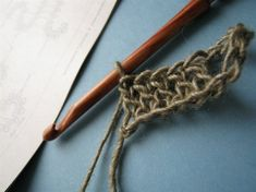 Learn how to crochet bruges lace with this free tutorial designed to make it as easy as possible for advancing this lace crochet technique.