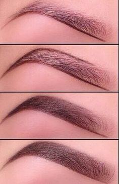 Eyebrows how to #EmarketingConcepts [ EmarketingConcepts.com ]