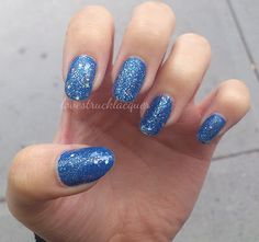 Essie - Mesmerize, China Glaze - Fairy Dust, Revlon - Stunning