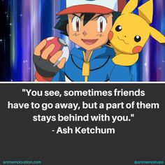 Even if you're not a Pokemon fan, you'll be able to take something positive from these quotes. So Let's dive into these 15 Pokemon quotes, shall we? Ghost Type Pokemon, Ash Pokemon, Pokemon Fan, Cute Pokemon, Pikachu, Pokemon Stuff, Pokemon Quotes, Pokemon Images, Pokemon Pictures