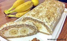 Sastojci 7 jaja 100 g 7 žlica šećera (kristal) 15 žlica glatkog brašna (tip . Torte Recepti, Kolaci I Torte, Baking Recipes, Cake Recipes, Torta Recipe, Banana Dessert Recipes, Waffle Cake, Good Food, Yummy Food