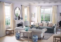 from sheerluxe com sofa com top styles love the mismatched sofas would