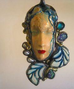 Sale  was 120 Art to wear goddess fairy angel by SusanSorrentino www.etsy.com/shop/susansorrentino