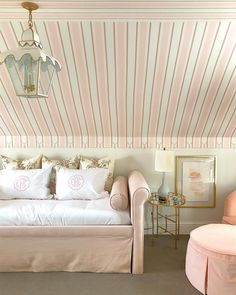 Baby Boy Nursery Room İdeas 60024607517709325 - When a client trusts your vision and the result is magical ✨ Hands down my favorite room ever! Source by trishatroutz Decor, Room, Pink Living Room, Girl Room, Bedroom Inspirations, Chic Bedroom, Shabby Chic Bedrooms, Childrens Bedrooms, Brown Living Room