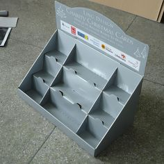 manufacturing countertop shipper display boxes