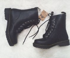 Doc Martens are the best! <3 <3 <3