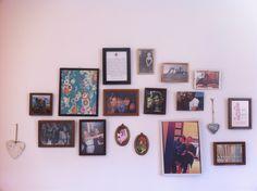 Mijn eigen creativiteit geïnspireerd op plaatjes van Pinterest! Copyright: Linda Tiesma!