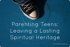 What will your kids remember 10, 20, 50 years from now?  This is a great post to help us remember what's really important!