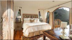 hálószobák, amerikai lakberendezés - Luxuslakások és házak Home, Furniture, Decor, Bed