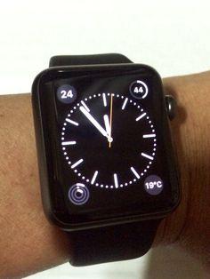 My Apple Watch !