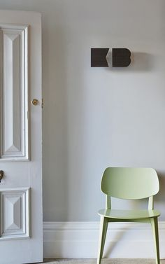 Möbel in Farbe. #KOLORAT #Grün #Stuhl