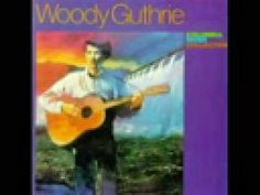 Grand Coulee Dam - Woody Guthrie