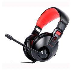 Headset E-Blue Conqueror P2 Preto Com - Americanas.com