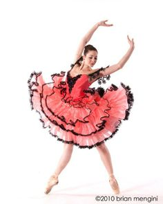 Kitri from Ballet Fleming  Love This Dance And Costume! :)
