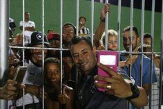BotafogoDePrimeira: Jair Ventura festeja gols de jogadores formados na...