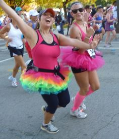 @Rochelle Ryberg @Ashley Nance @Aneilia McDermott found our outfits for the color run.... HA
