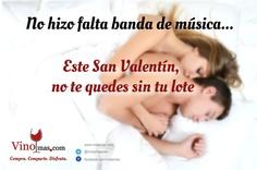 Este San Valentín no te quedes sin tu lote