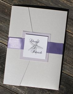 Starfish Wedding Invitation  Pocketfold Beach by RiverCityStudio, $7.50