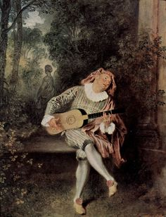 Jean-Antoine Watteau Mezzetin oil painting for sale; Select your favorite Jean-Antoine Watteau Mezzetin painting on canvas or frame at discount price. Caravaggio, Jean Antoine Watteau, French Rococo, Rococo Style, Peter Paul Rubens, Old Master, Metropolitan Museum, 18th Century, Art History