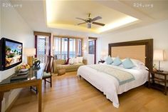 Spacious rooms and suites are available at the Centara Grand Beach Resort with modern facilities and excellent first class service